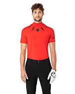 GOLF ROLL NECK TEE