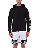 DO IT BETTER FULLZIP HOODIE
